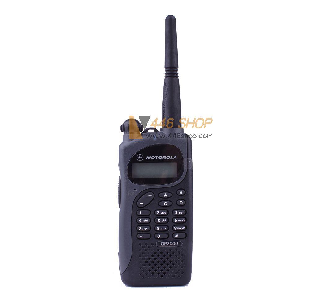 motorola walkie talkie user manual