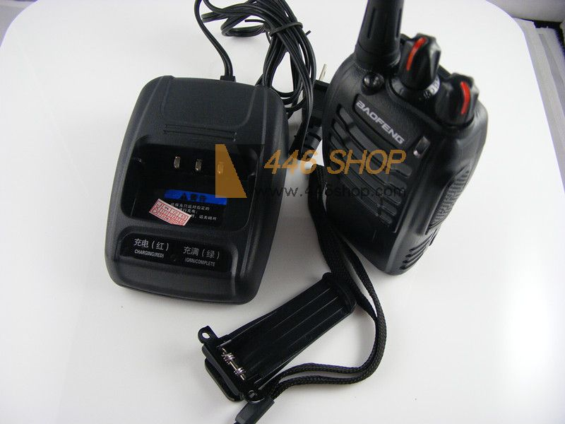 BAOFENG BAOFENG BF-888S long range walkie talkie UHF 400