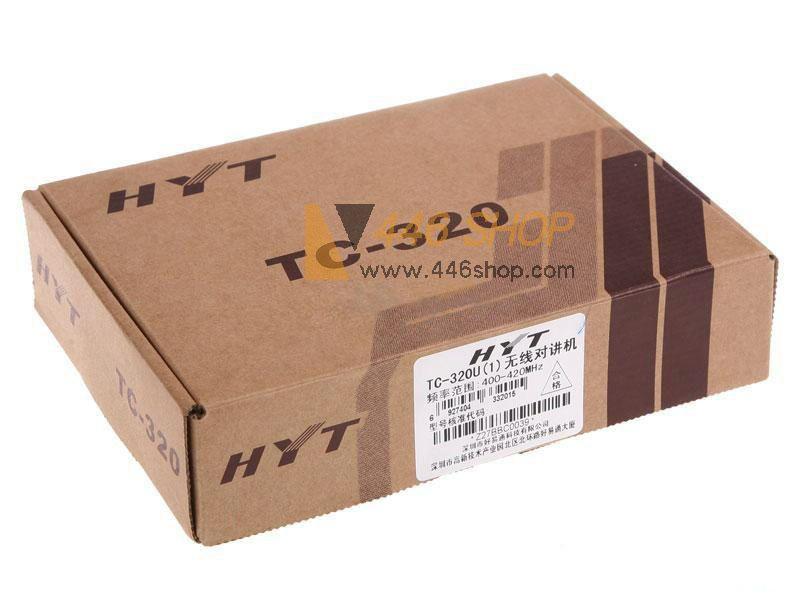 HYTERA HYT TC-320 Long life & Professional wireless