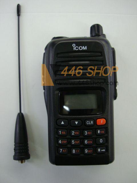 icom icom ic v89 uhf 400 470mhz portable transceiver professional rh 446shop com Icom IC 7610 Latest News Icom Aircraft CommRadio