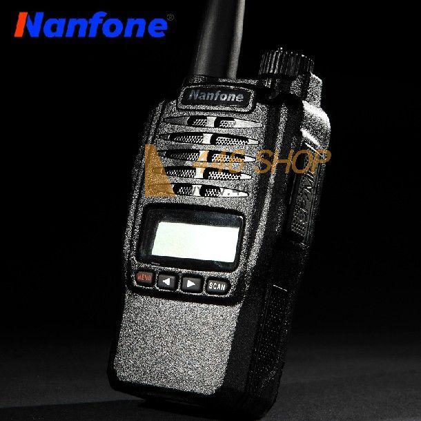 NANFONE NANFONE NF-679 FM Radio Two Way Radio Transceiver Walkie