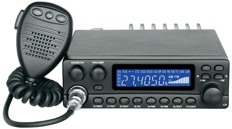 ANYTONE Anytone AT-5289 45Watt AM FM Mobile High Power CB Radio