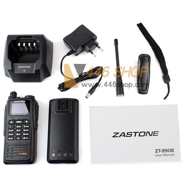ZASTONE Zastone ZT-9908 DPMR Digital Handheld Walkie Talkie