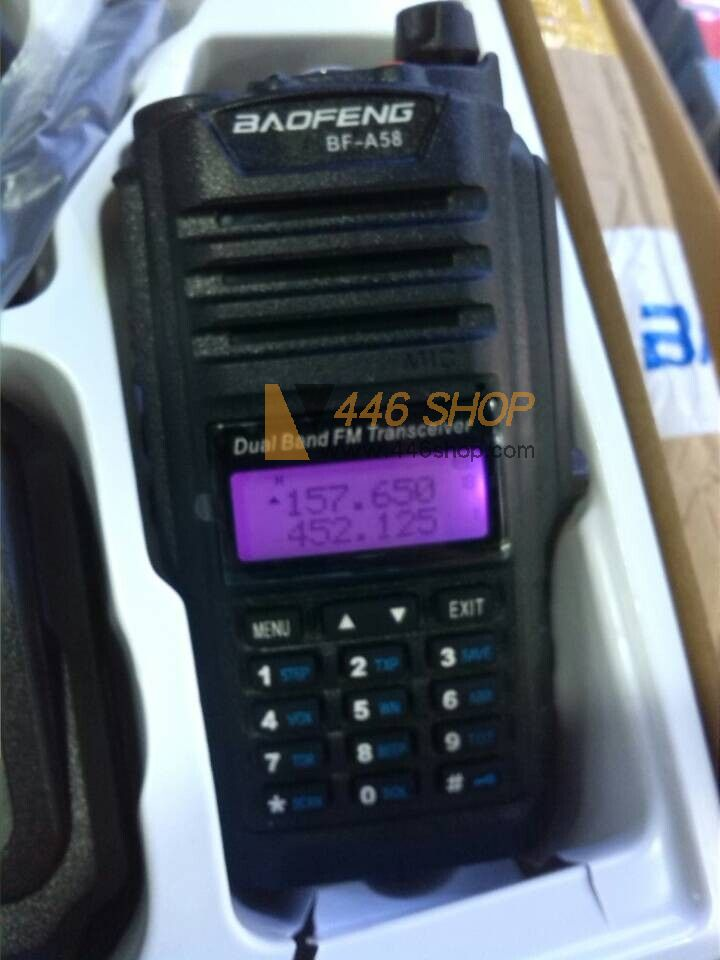 Baofeng Baofeng Pofung Bf A58 Two Way Radio Ip57