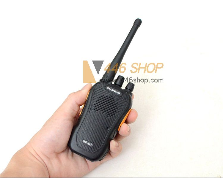 BAOFENG Pofung Baofeng BF-U1 handheld two way radio walkie