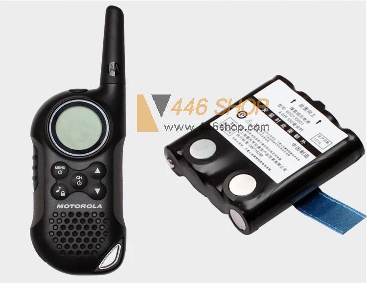 Motorola Walkie Talkie Radios Instruction Manual