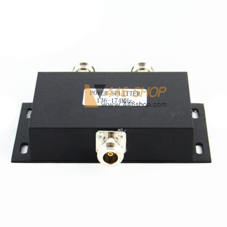 Higrade 2 Way RF Micro-strip Power Splitter VHF 136-174MHz