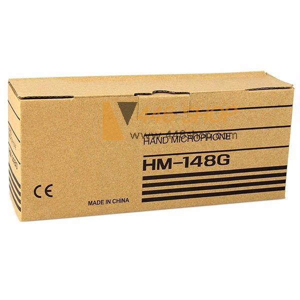 ICOM 6 pin HM-148G Handheld PTT Microphone for ICOM Mobile