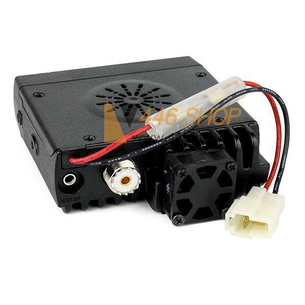 Mini Mobile Radio Dual Band 136-174MHz & 220-250MHz Car