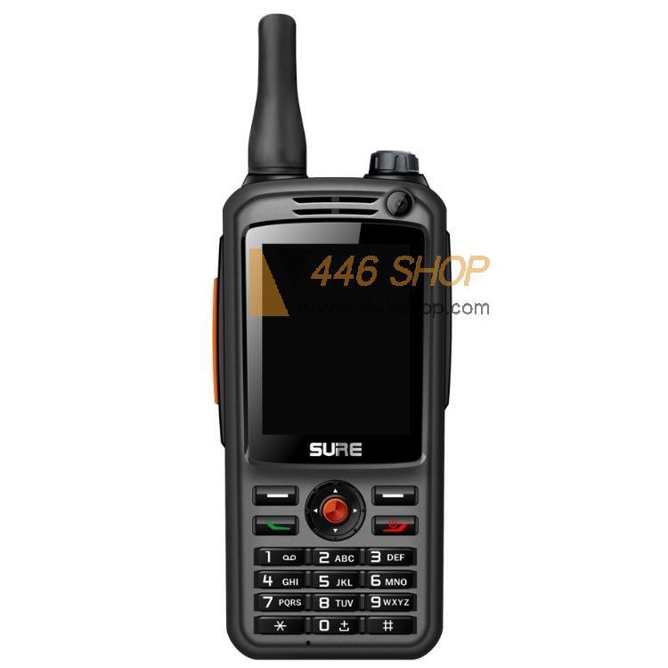 Sure Sure F22 Walkie Talkie Wifi Interphone Zello