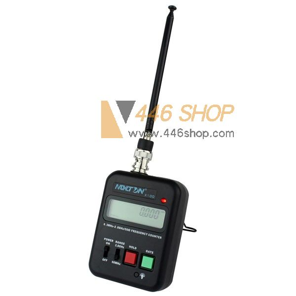 Sound Frequency Counter Handheld : Maxton handheld walkie talkie frequency