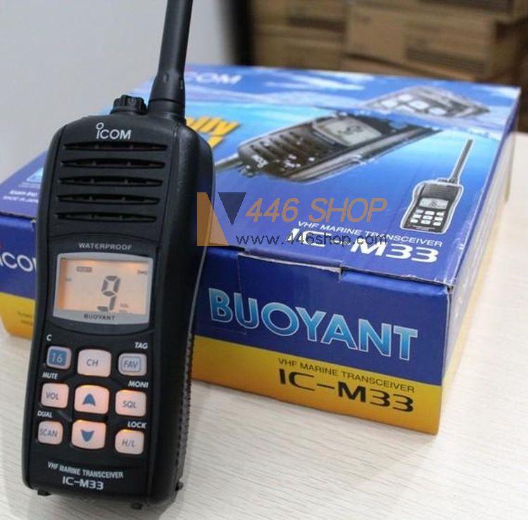 Icom ic m33