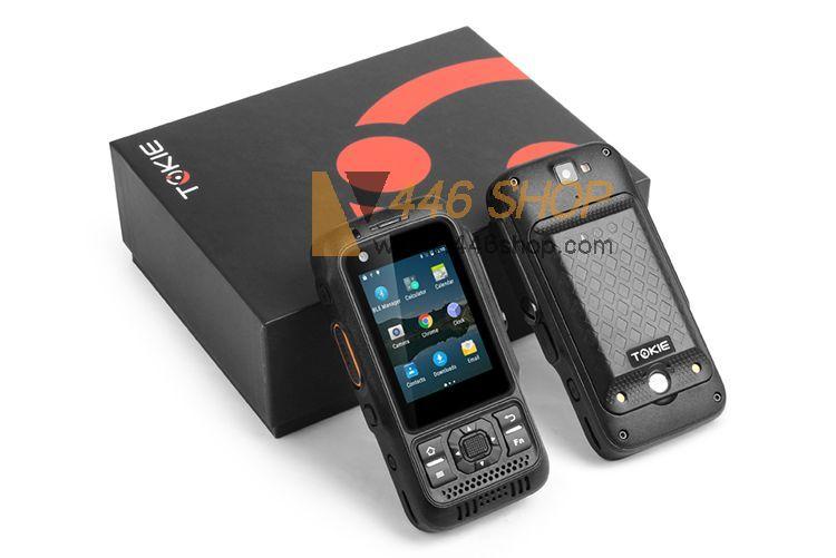 SURE F30 4G LTE Zello 2 4 Inch Touch Screen IP67 Waterproof
