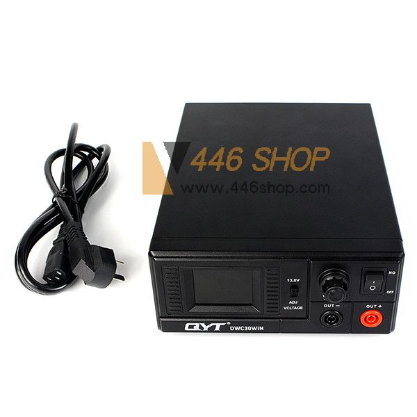 QYT QYT DWC30WIN Color Screen 30A Switching Power Supply to
