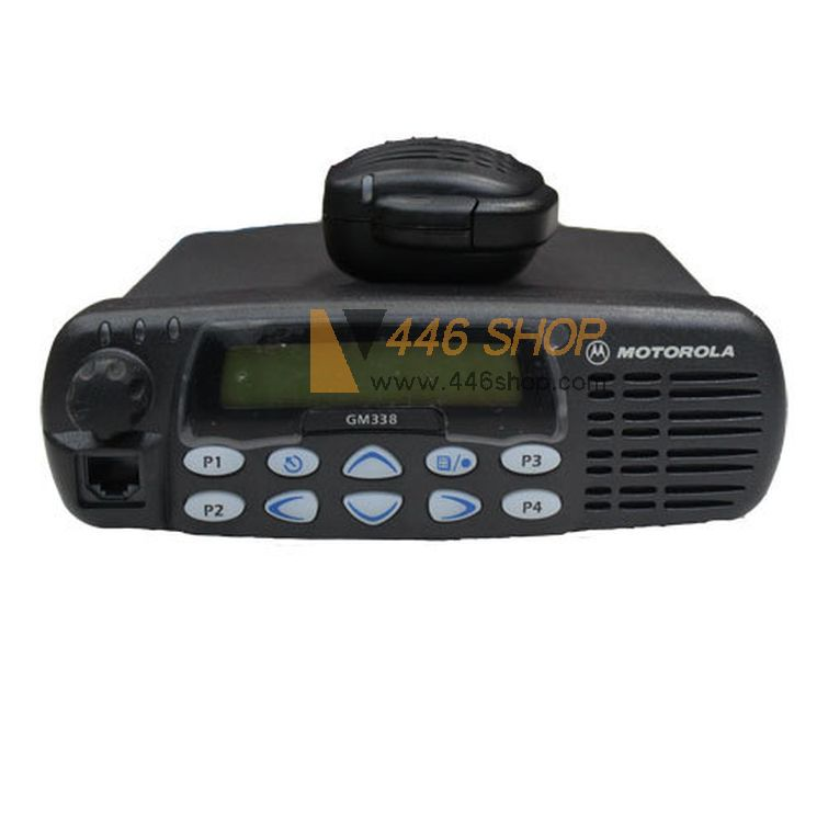 motorola motorola gm338 uhf vhf mobile base station radio car two rh 446shop com Motorola Base Station Repeater Motorola GTR 8000