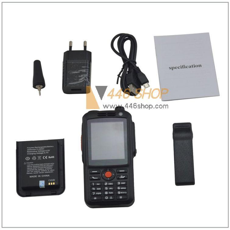 SURE SURE F22 Walkie Talkie WIFI Interphone Zello Cellphone