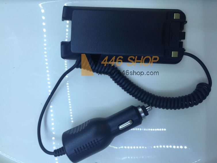 TYT TYT Car Charger Battery Eliminator 12-24V for MD-2017 Dual Band ...