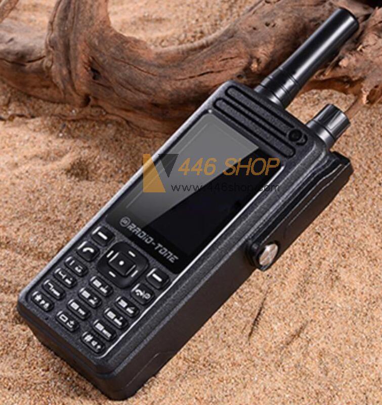 Radio-Tone RT4 Zello 4G LTE Android 6 0 wifi PTT Smartphone Digital