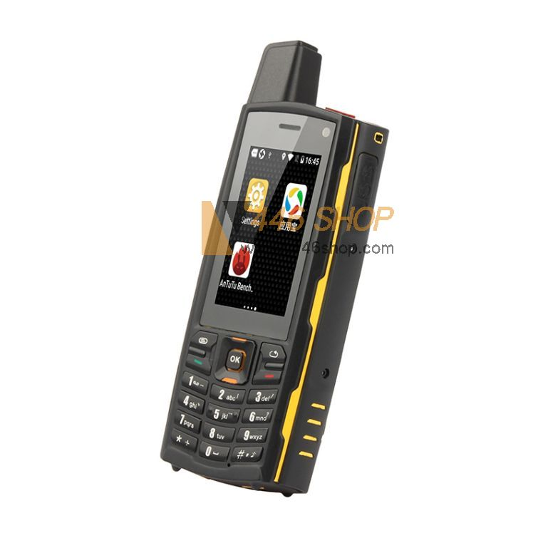 T301 Ip67 Waterproof 4g Signal Smartphone Zello Ptt Walkie Talkie Digital Phone Talinfone