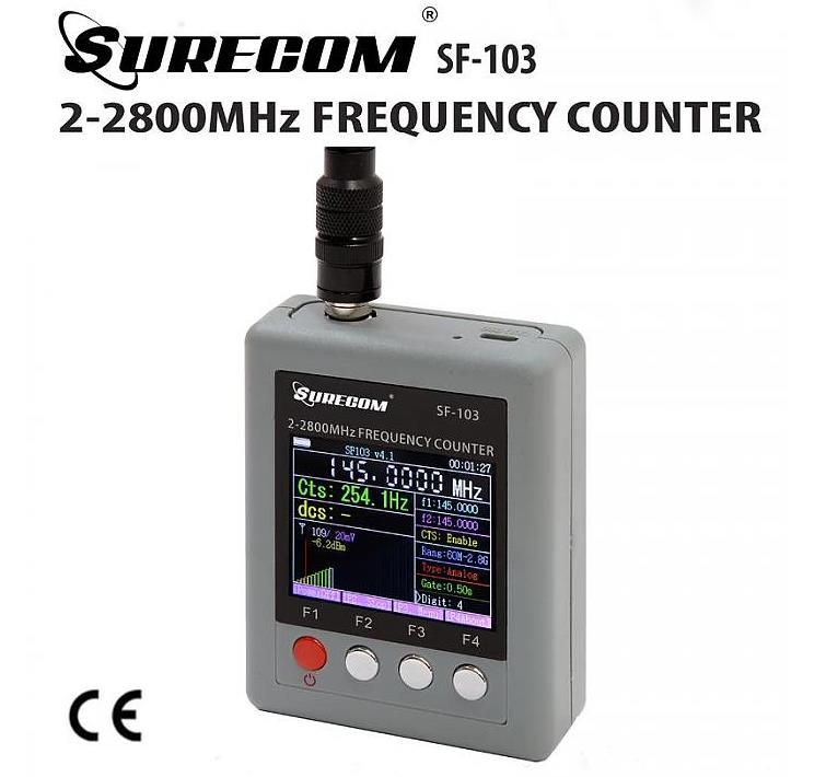 SURECOM SR-628 cross band Duplex Repeater Controller with