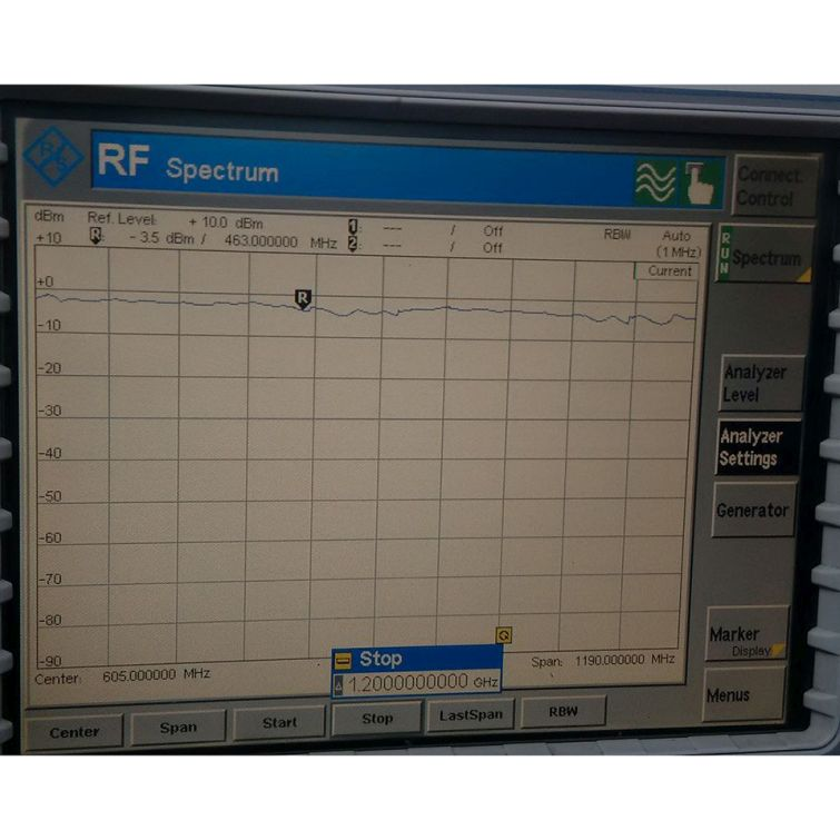 NanoVNA Vector Network Analyzer MF HF VHF UHF 50KHz-300MHz
