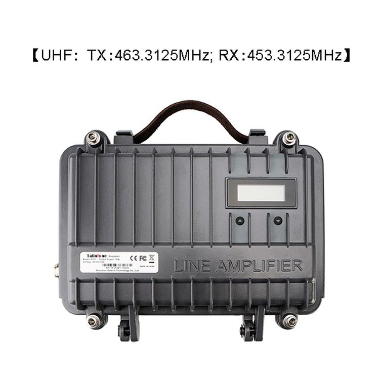 Talinfone Talinfone TLF446 Mobile Repeater Case for Analog Two Way