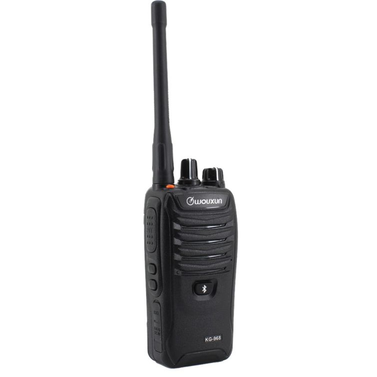 WOUXUN Wouxun KG-968 Bluetooth Walkie Talkie Long Talk Range